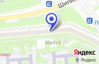 Схема проезда до компании ОДС № 105 в Москве