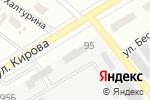 Схема проезда до компании Покрышки в Донецке