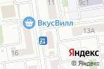 Схема проезда до компании Для самых главных в Москве