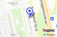 Схема проезда до компании ЗООМАГАЗИН БЕНИЗ в Москве