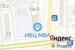 Схема проезда до компании Консалт-Гарант в Москве