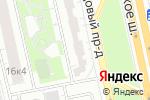 Схема проезда до компании Beer Лога в Москве