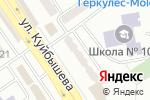 Схема проезда до компании ЖЭУ №6 Киевского района в Донецке