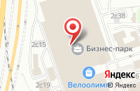Схема проезда до компании Центрострой в Москве