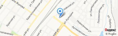 Пицца Челентано на карте Донецка