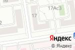 Схема проезда до компании СпиртПриборСервис в Москве