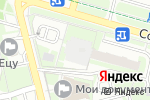 Схема проезда до компании МКБ Дом-банк в Домодедово