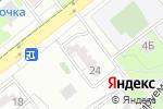 Схема проезда до компании Astro в Москве