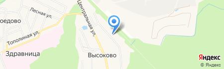 Уют на карте Свиноедово