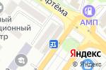 Схема проезда до компании Магазин фастфудной продукции в Донецке