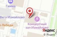Схема проезда до компании Музыкальный Импорт в Москве