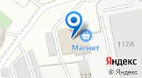 Компания НовороссРеал на карте