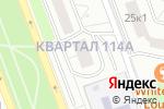 Схема проезда до компании Wam76 в Москве