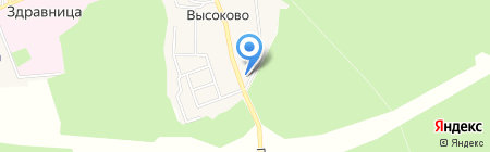 Ляби Хауз на карте Свиноедово