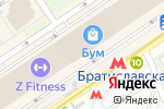 Схема проезда до компании Yokoso в Москве