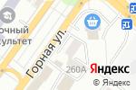 Схема проезда до компании Исидафарм в Донецке