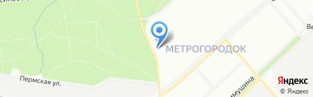 Irvis-Photo на карте Москвы