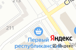 Схема проезда до компании Мастерская по ремонту одежды в Донецке