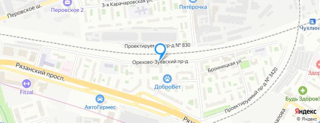Орехово-Зуевский проезд
