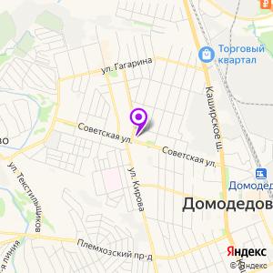 Бэл-Ар Мед на карте