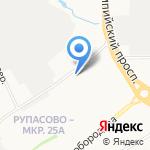 МИК-Регион на карте Мытищ