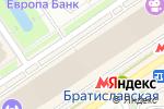 Схема проезда до компании Empire Segway в Москве