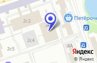 Схема проезда до компании АВТОСЕРВИСНОЕ ПРЕДПРИЯТИЕ ЭКСИН в Москве