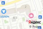Схема проезда до компании Центр-сервис в Москве