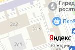 Схема проезда до компании Scoopwhey.ru в Москве