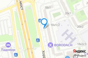 Сдается комната в Москве м. Борисово, улица Борисовские Пруды, 18к1