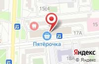 Схема проезда до компании Промышленно-Строительный Концерн «Сэлд» в Москве