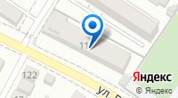 Компания СТРАЖ ЮГ на карте