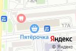 Схема проезда до компании Самоделкин в Москве