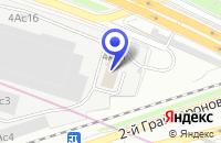 Схема проезда до компании ДОПОЛНИТЕЛЬНЫЙ ОФИС НА РЯЗАНКЕ КБ МОСОБЛИНВЕСТБАНК в Москве