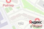 Схема проезда до компании Октан в Москве