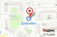 Схема проезда до компании Лагуна в Москве
