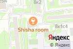 Схема проезда до компании Ал-Дент в Москве