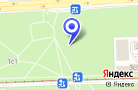 Схема проезда до компании ПТФ МИДИ в Москве