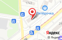 Схема проезда до компании Технопроминвест в Москве
