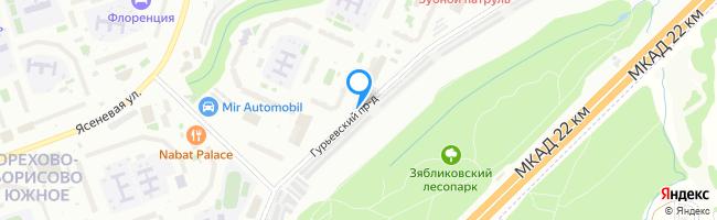 Гурьевский проезд