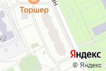 Схема проезда до компании Гроссхолод в Москве