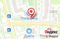 Схема проезда до компании Мастерская по ремонту одежды в Домодедово