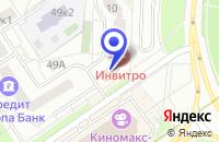 Схема проезда до компании МЕБЕЛЬНЫЙ САЛОН АМАДЕЙ в Москве