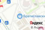 Схема проезда до компании Магазин по продаже табачной продукции в Москве