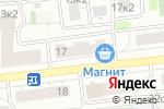 Схема проезда до компании Стиль-Авто в Москве