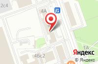 Схема проезда до компании Информационное Агентство Строительного Комплекса Московской Области в Москве