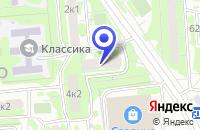 Схема проезда до компании АТП ВАШ ГРУЗОВИК в Москве