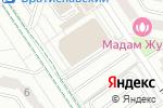 Схема проезда до компании Троицкая Камвольная Фабрика в Москве
