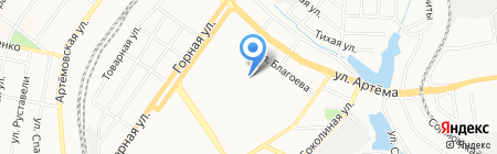 Детский сад №396 на карте Донецка