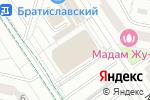 Схема проезда до компании Галерея ножей в Москве